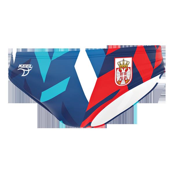 Serbia Official swimwear 2021 water polo (1)