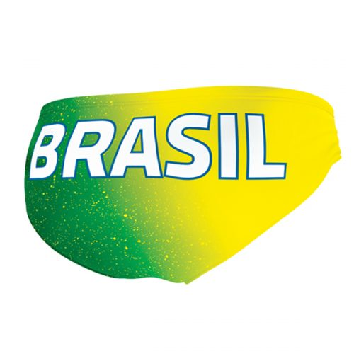 Brazil water polo trunk